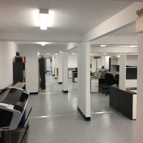 Complexe bureaux administratifs