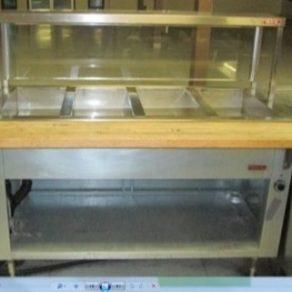 Table vapeur de service